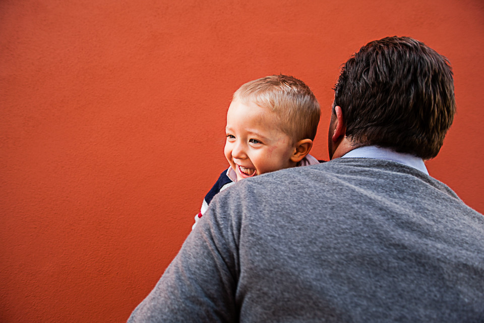 Tommaso e papà Blog Fotoreporter Matrimonio