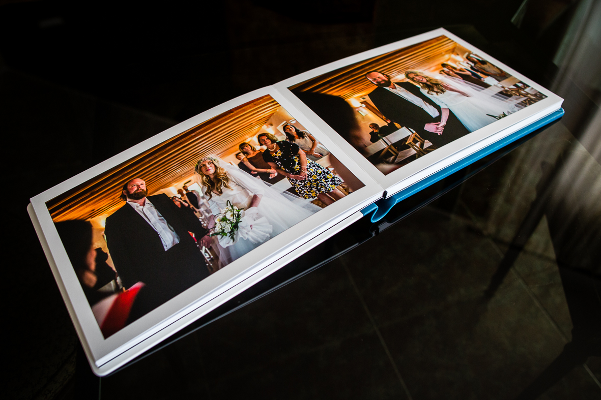 Arrivano GoBook e DesignBook, i nuovi formati di album di nozze di Juan Carlos Marzi.