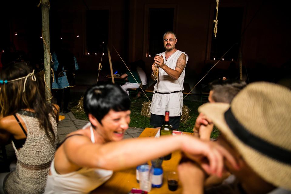 Locanda Satanassi - Rievocazione Storica di Spilimbergo Blog Fotoreporter Matrimonio