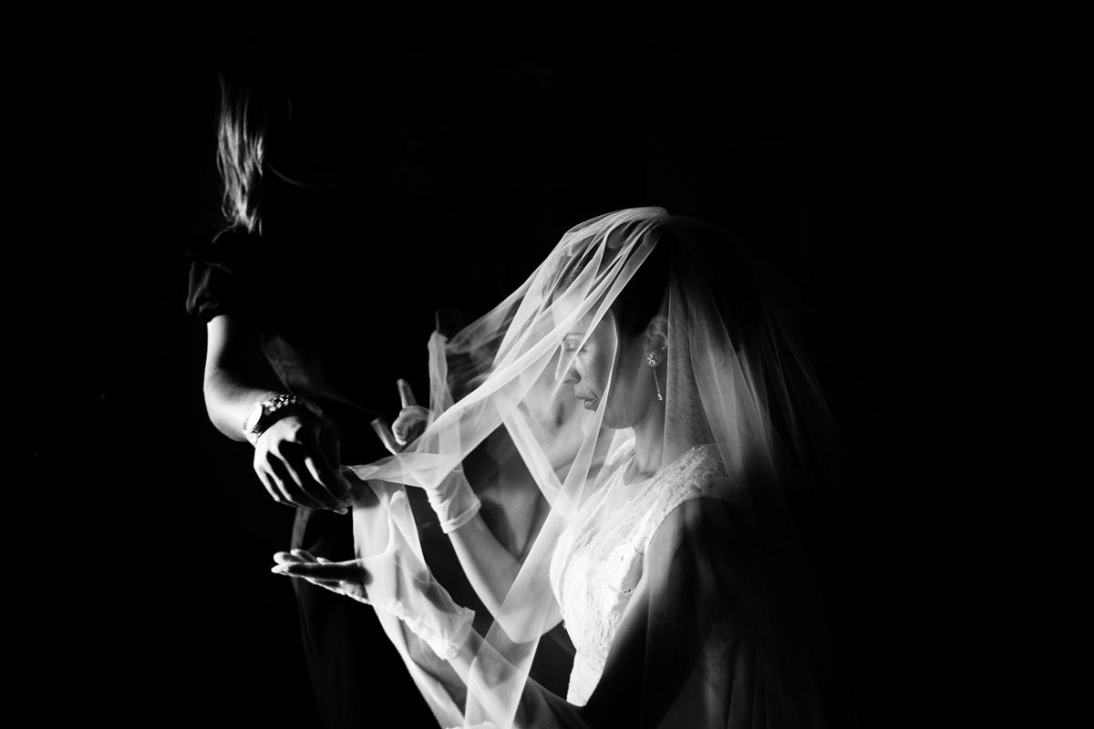 Uno degli accessori più amati dalle spose: il velo!