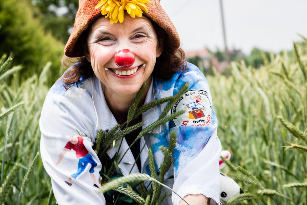 """Bis per la mostra """" Clown therapy – la cura del sorriso """" a Milano"""