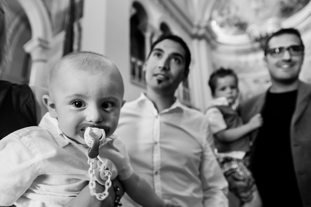 Kilian – il suo battesimo