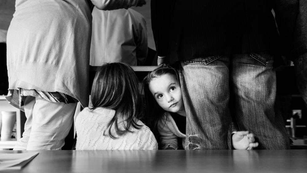 Fotografare i bambini ai matrimoni