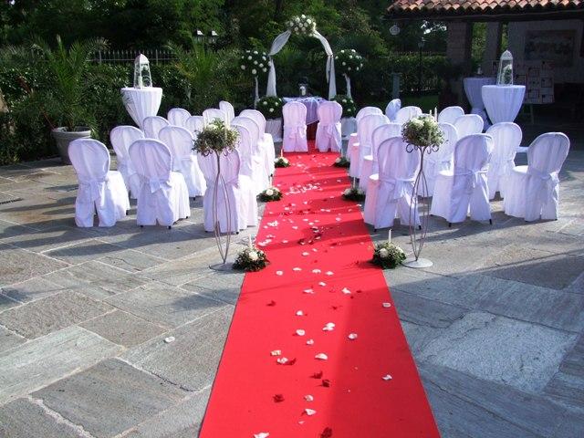 Un matrimonio simbolico a Treviso.