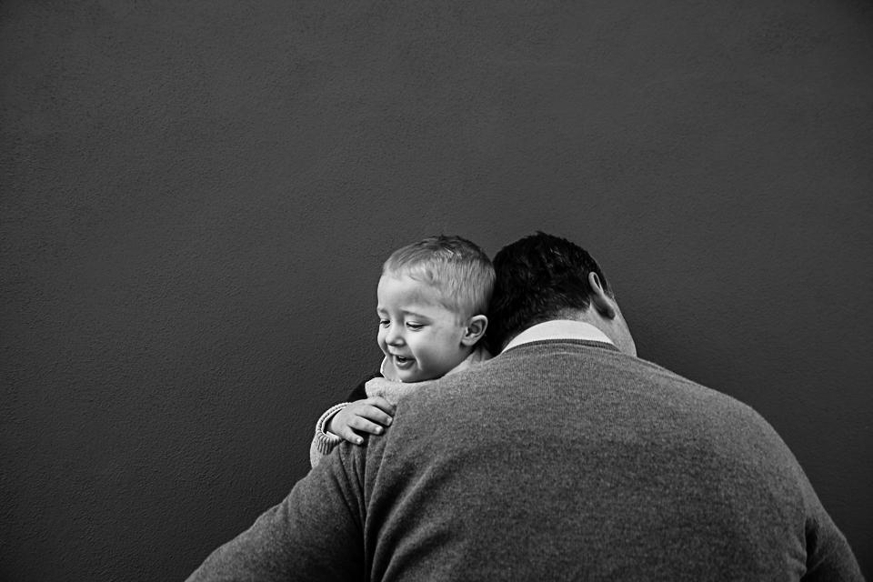 Tommaso e papà