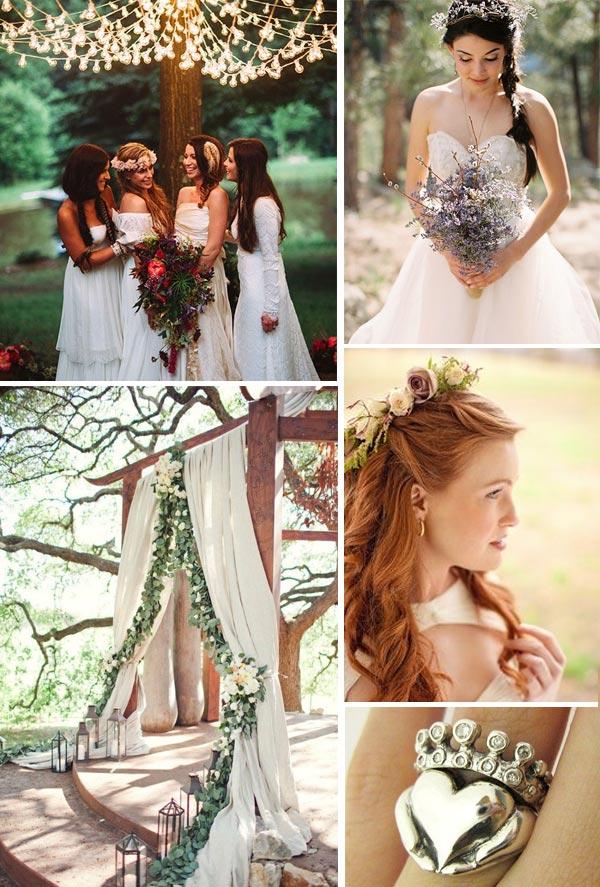 Celtic Wedding e qualche considerazioni sugli ultimi matrimoni.