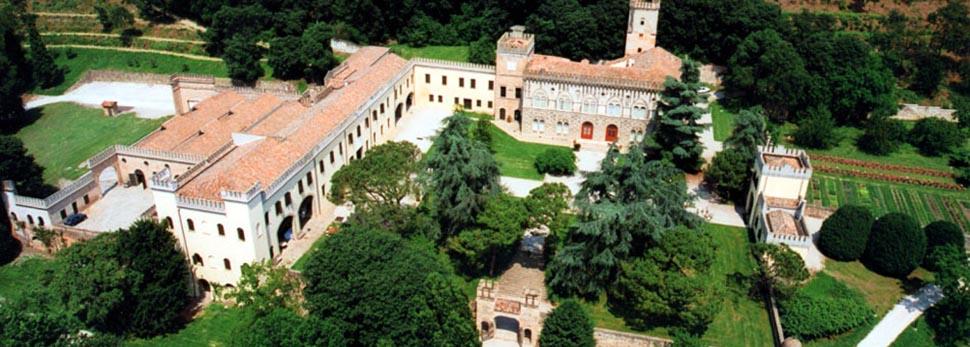 Matrimonio a Padova: il Castello di Lispida