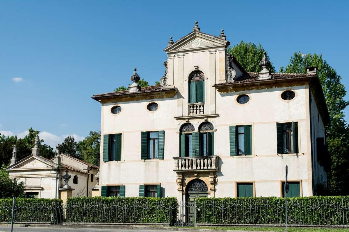 Matrimonio a Padova: Villa Todeschini a Noventa Padovana
