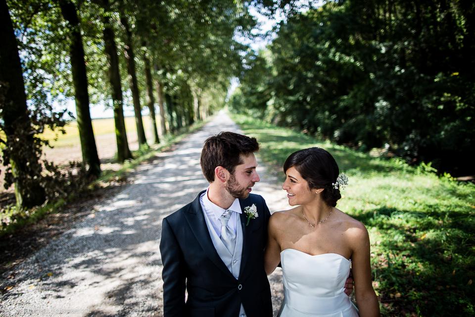 Anna ed Enrico: semplice e romantico
