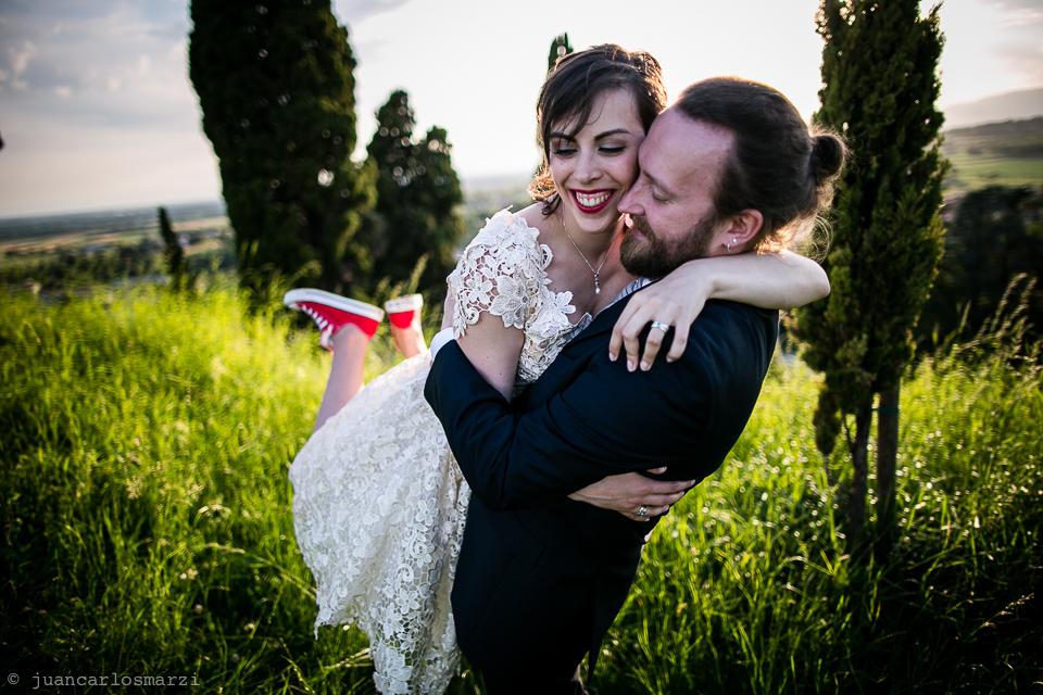 Le foto degli sposi: alcuni momenti e luoghi da non lasciarsi scappare.