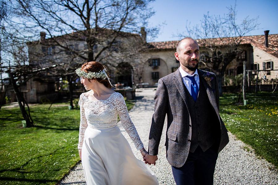 Matrimonio Intimo o Elopement?