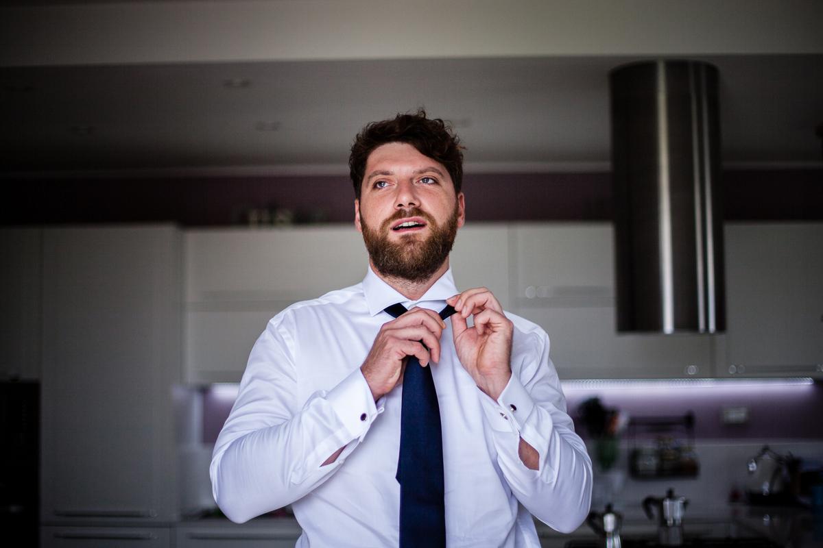 Giorno del matrimonio: cravatta o papillon per lo sposo?