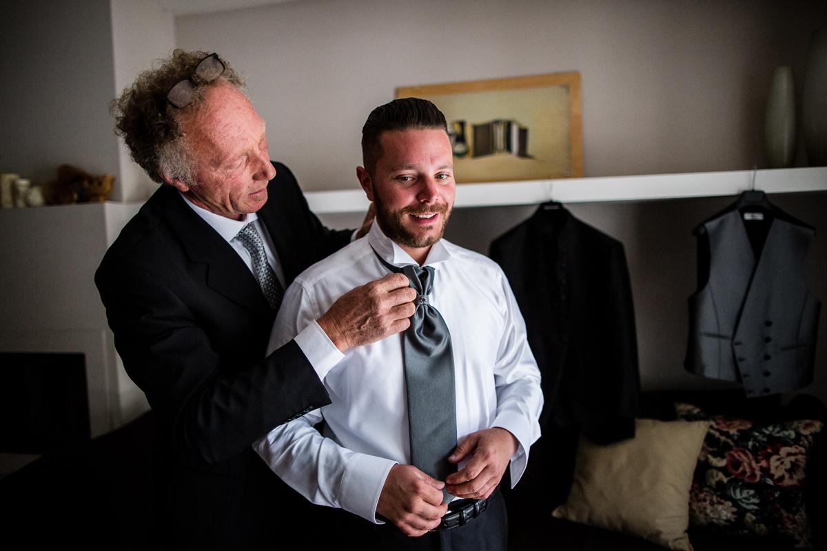 , Giorno del matrimonio: cravatta o papillon per lo sposo?
